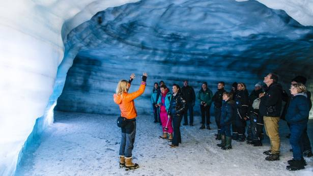 Ice Cave Classic - from Reykjavik