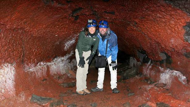 Caving and The Golden Circle