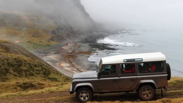 Pearls of the Westfjords - jeep tour