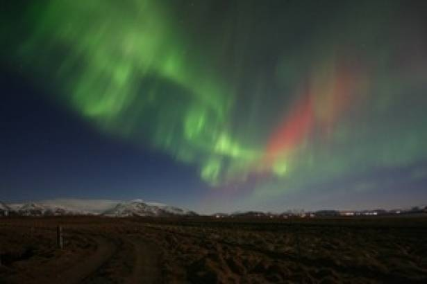 Northern Lights from Akureyri - Hunting the North