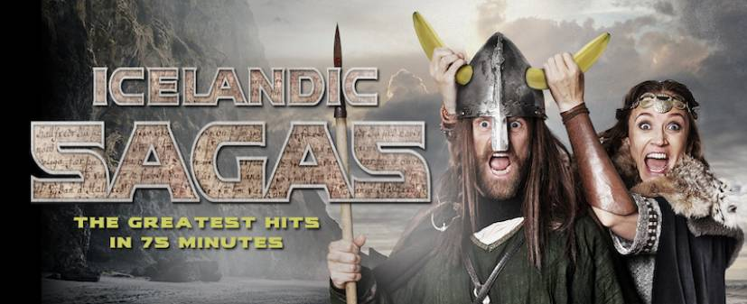 Icelandic Sagas - The Greatest Hits!