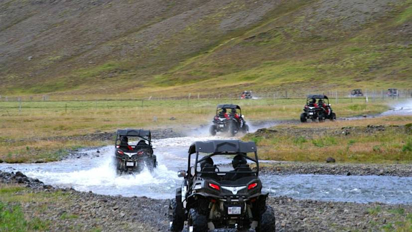 Buggy Adventure Two Hours - from Reykjavik