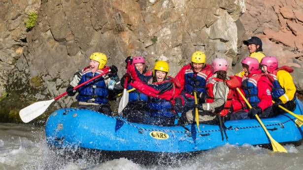 Family Rafting (West)